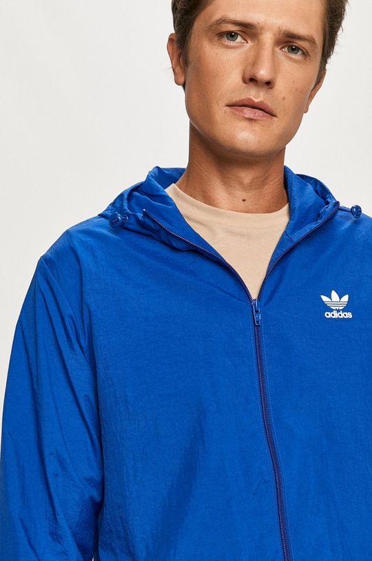 albastru adidas Originals - Geaca