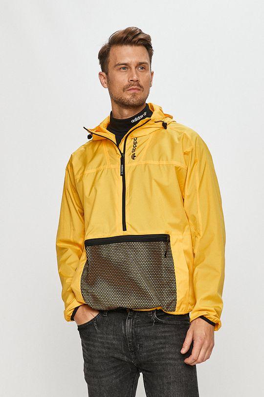 жёлтый adidas Originals - Куртка Мужской