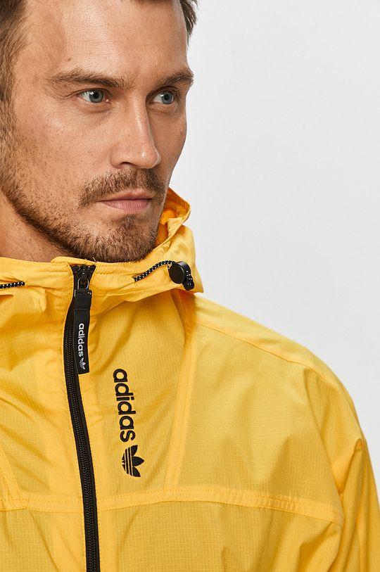 жёлтый adidas Originals - Куртка