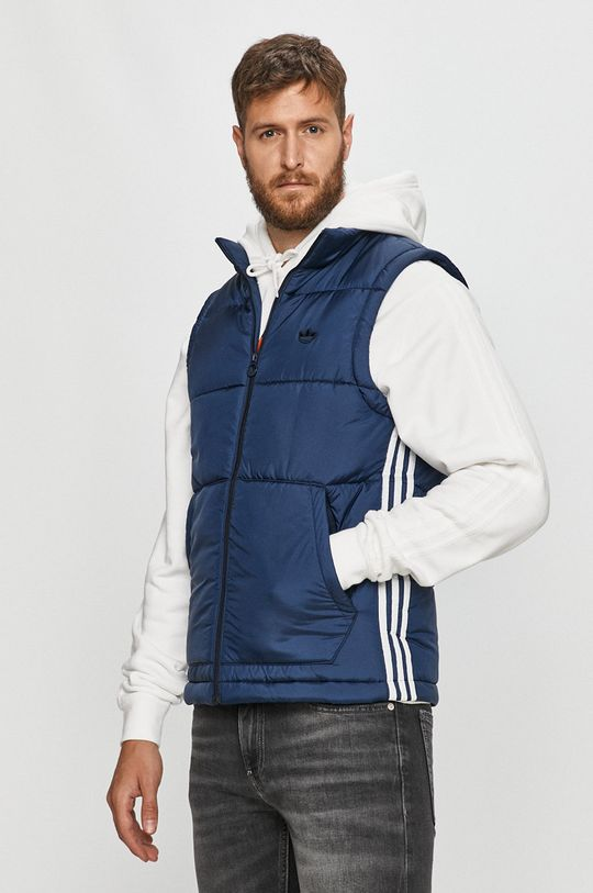 námořnická modř adidas Originals - Vesta Pánský