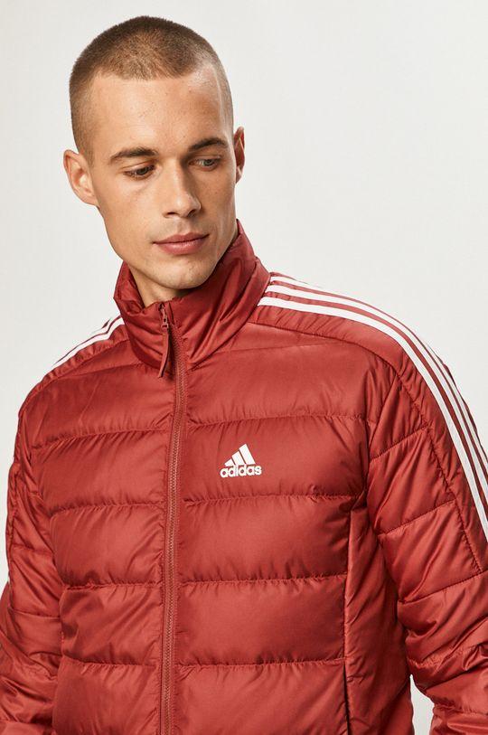 hnedá adidas Performance - Páperová bunda
