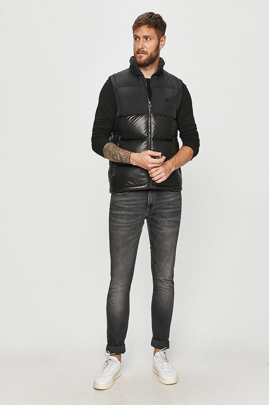 adidas Originals - Péřová vesta černá