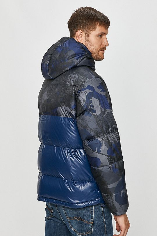 modrá adidas Originals - Péřová bunda
