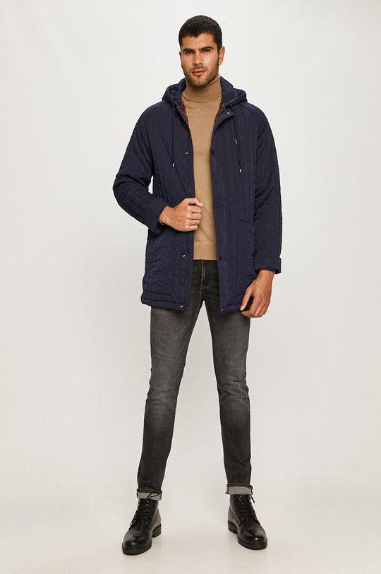 Trussardi Jeans - Bunda tmavomodrá