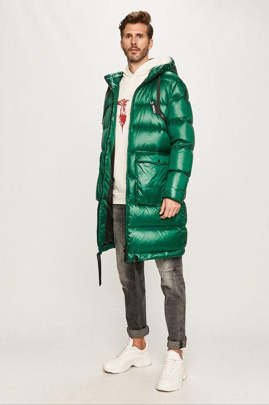verde Trussardi Jeans - Geaca de puf De bărbați
