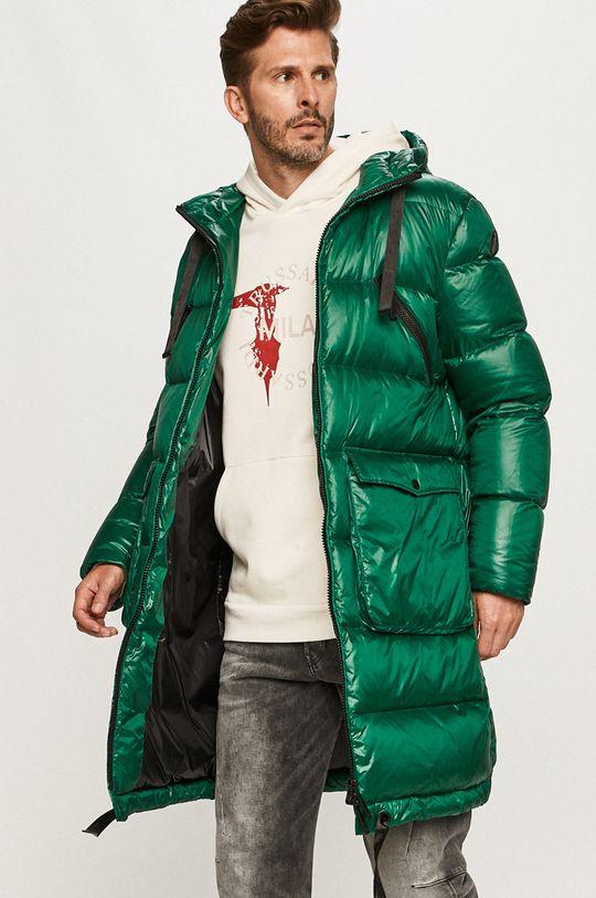 Trussardi Jeans - Geaca de puf verde