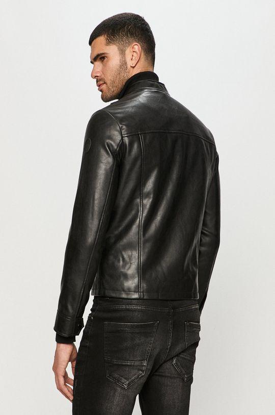Trussardi Jeans - Bunda  Podšívka: 100% Polyester Hlavní materiál: 100% Polyester Provedení: 100% Polyuretan