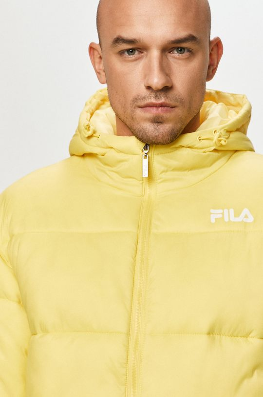 żółty Fila - Kurtka