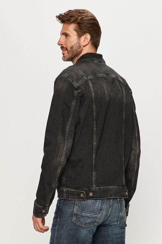 Mustang - Geaca jeans  76% Bumbac, 2% Elastan, 22% Poliester
