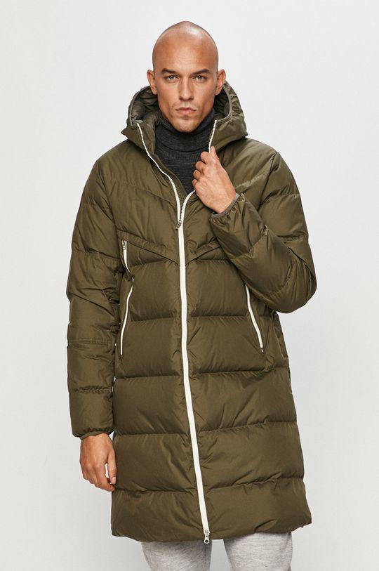 olivová Nike Sportswear - Páperová bunda Pánsky