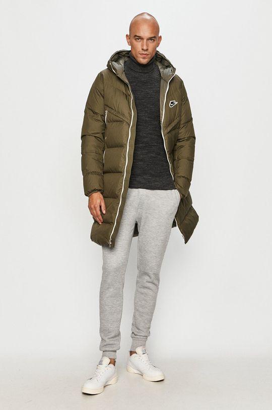 Nike Sportswear - Páperová bunda olivová