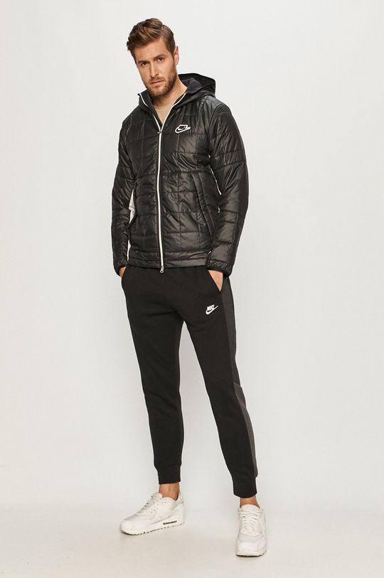 negru Nike Sportswear - Geaca De bărbați