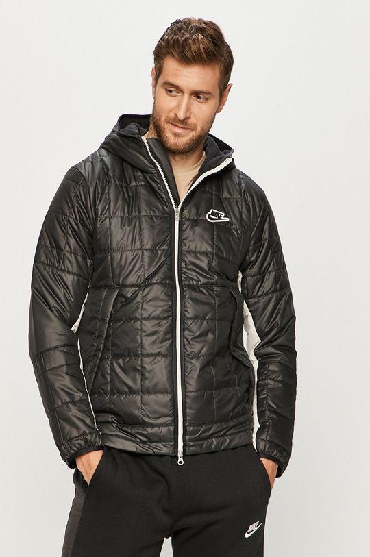 Nike Sportswear - Geaca negru