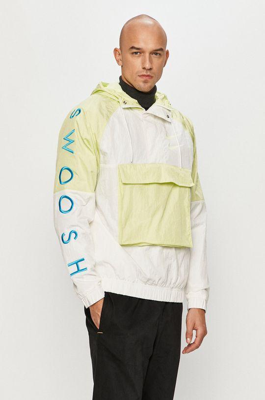 jasny zielony Nike Sportswear - Kurtka Męski