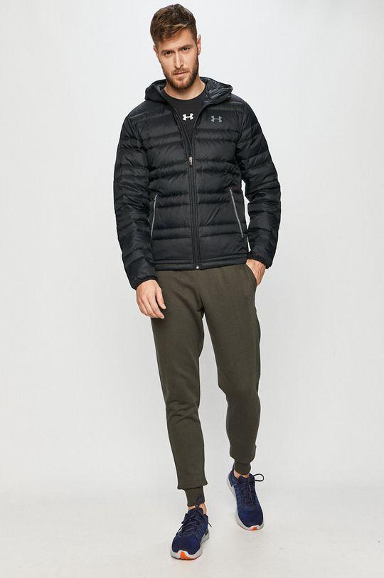 Under Armour - Páperová bunda čierna