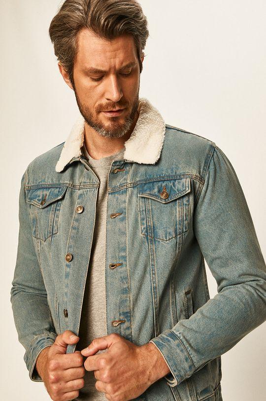 світло-блакитний Brave Soul - Джинсова куртка Чоловічий