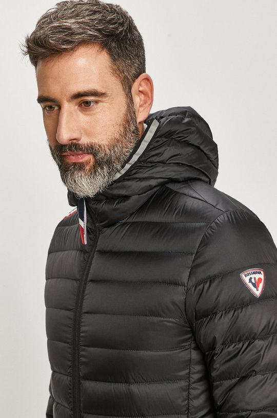 čierna Rossignol - Páperová bunda