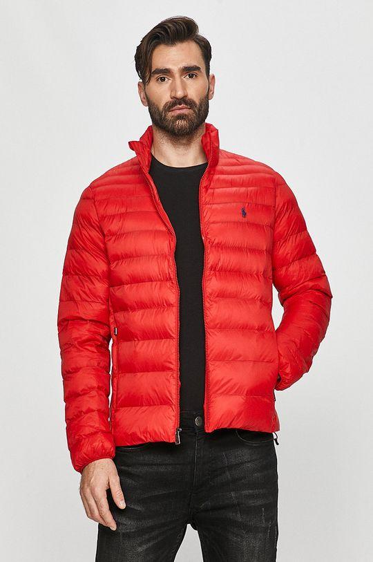 czerwony Polo Ralph Lauren - Kurtka Męski