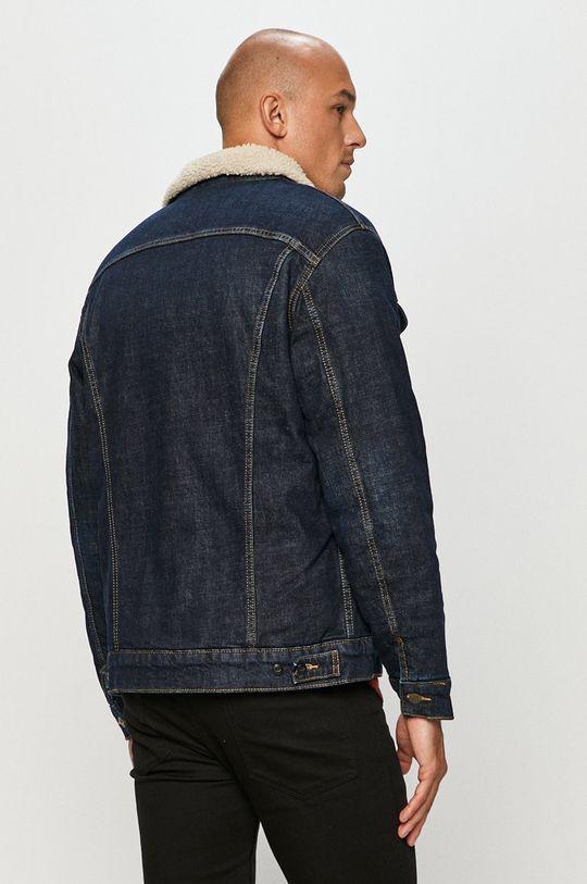 Lee - Džínová bunda  Podšívka: 100% Polyester Hlavní materiál: 94% Bavlna, 1% Elastan, 5% Polyester
