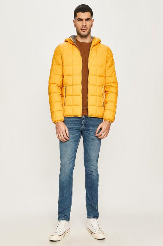 Wrangler - Kurtka żółty