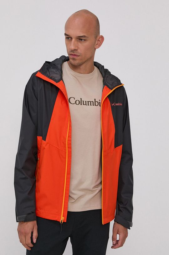 Columbia - Kurtka pomarańczowy