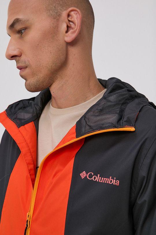 pomarańczowy Columbia - Kurtka