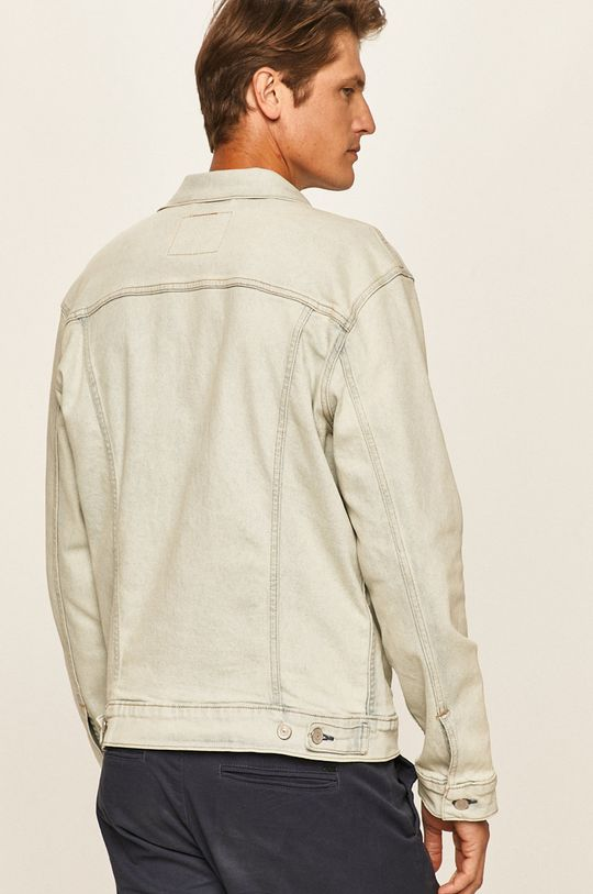 Levi's - Džínová bunda  86% Bavlna, 1% Elastan, 13% Polyester
