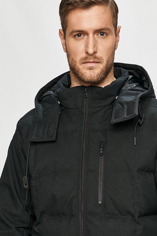 černá Converse - Péřová bunda