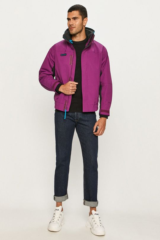 Columbia - Geaca violet