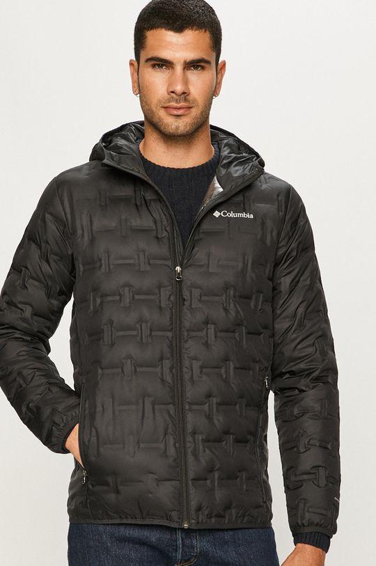 čierna Columbia - Páperová bunda Pánsky