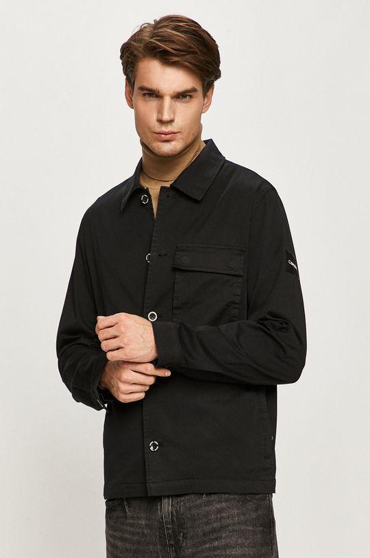 negru Calvin Klein - Geaca De bărbați