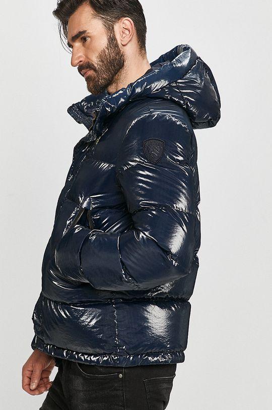 námořnická modř Blauer - Péřová bunda
