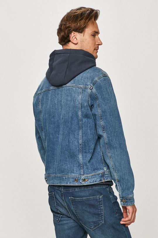 s. Oliver - Kurtka jeansowa 99 % Bawełna, 1 % Elastan