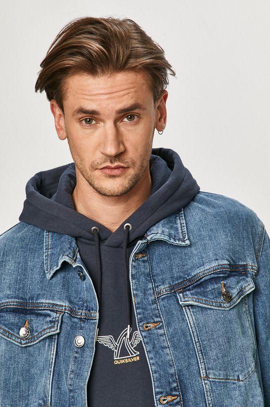 niebieski s. Oliver - Kurtka jeansowa