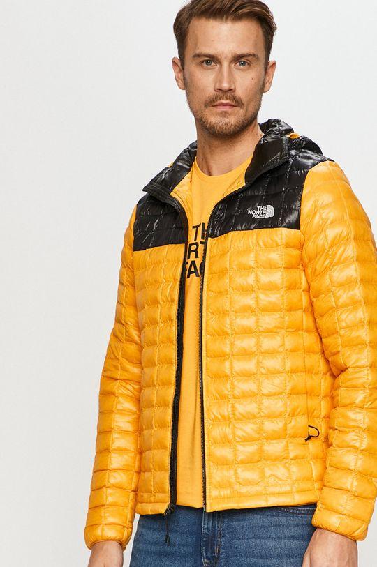 żółty The North Face - Kurtka