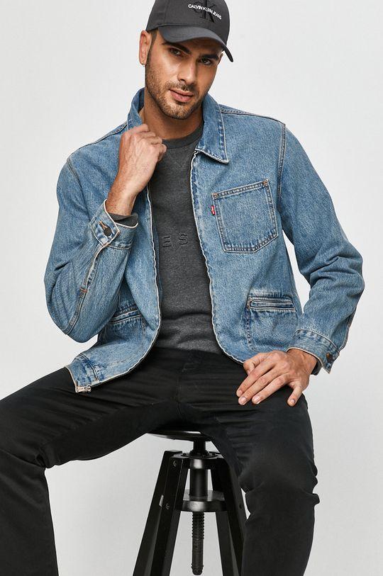 Levi's - Kurtka jeansowa jasny niebieski