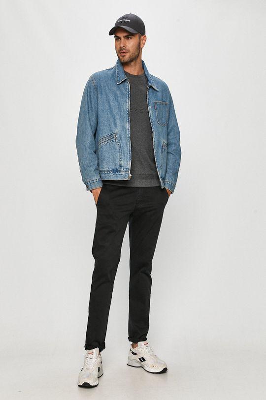jasny niebieski Levi's - Kurtka jeansowa
