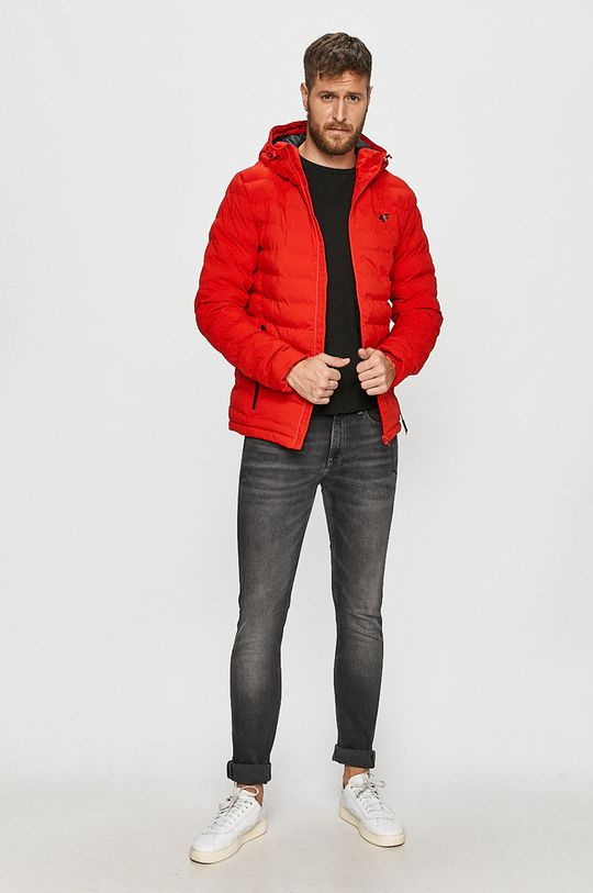 4F - Bunda červená