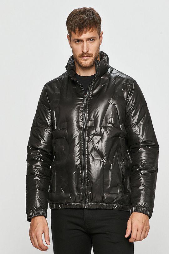 černá Karl Lagerfeld - Péřová bunda Pánský