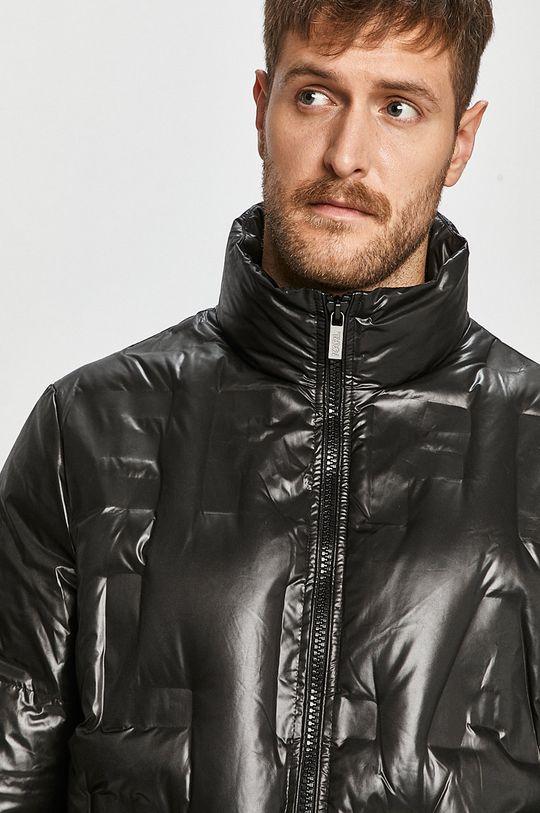 černá Karl Lagerfeld - Péřová bunda
