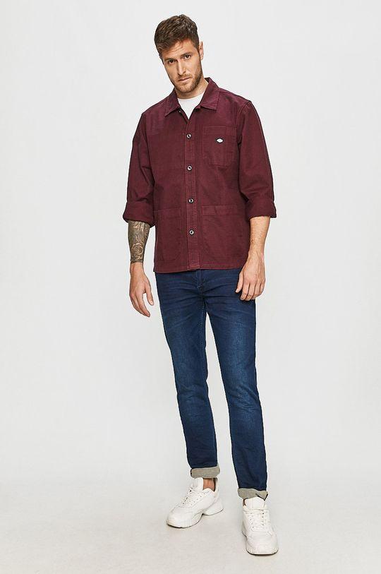 Dickies - Koszula kasztanowy