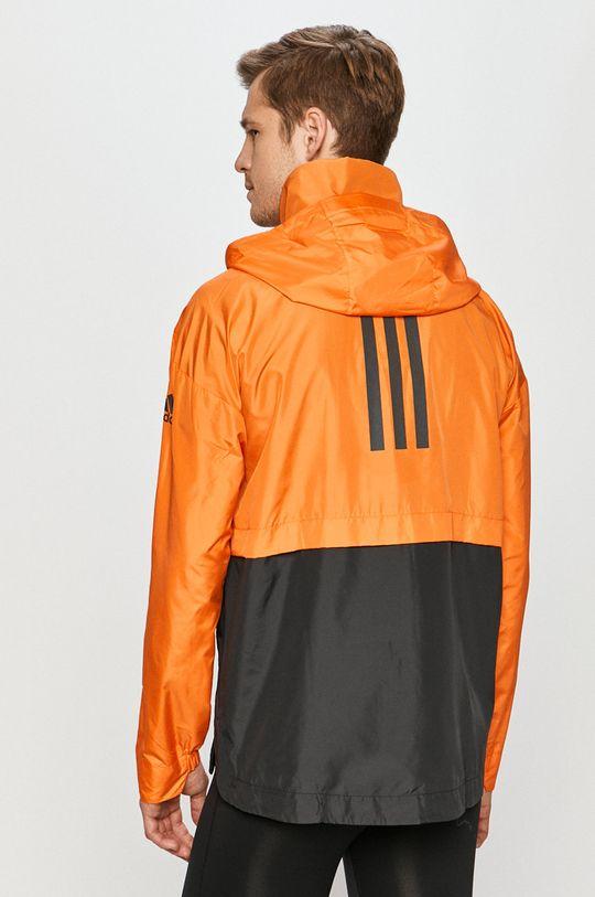 adidas Performance - Bunda  100% Recyklovaný polyester