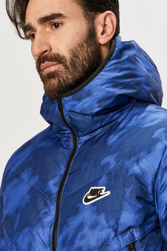 niebieski Nike Sportswear - Kurtka puchowa