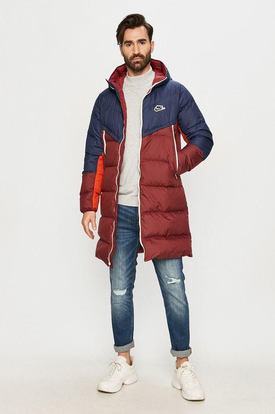 Nike Sportswear - Geaca de puf bleumarin