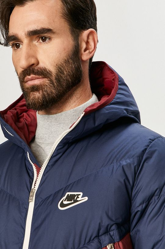 bleumarin Nike Sportswear - Geaca de puf