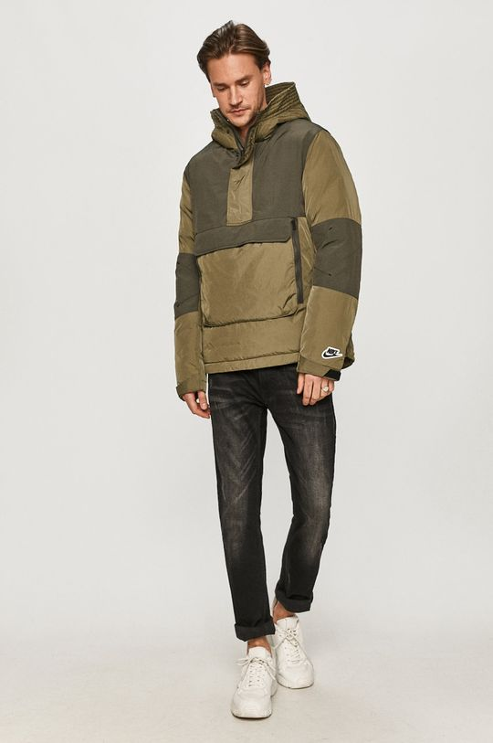 Nike Sportswear - Kurtka jasny oliwkowy