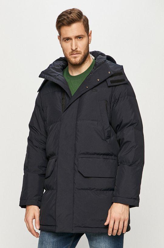 tmavomodrá Lacoste - Páperová bunda Pánsky