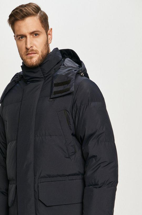 tmavomodrá Lacoste - Páperová bunda