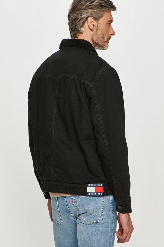 Tommy Jeans - Džínová bunda  100% Bavlna