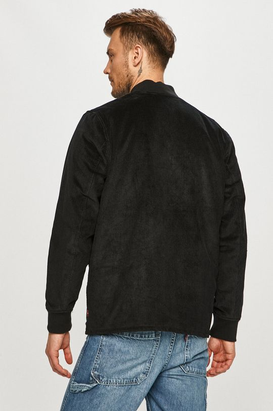 Levi's - Bunda QUILTED DECK  Podšívka: 100% Polyester Základná látka: 99% Bavlna, 1% Elastan